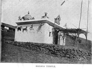 Badaga Temple