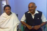 Bala with his wife Gayathri