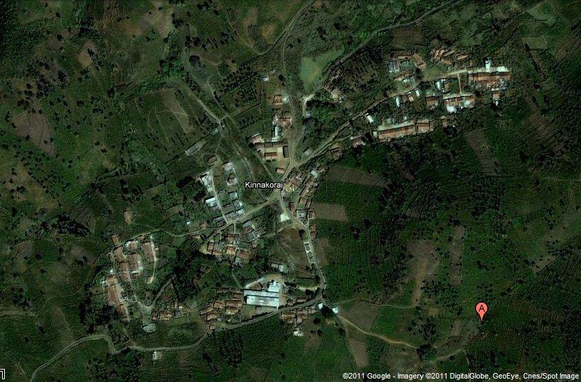 Badaga Villages known as 'Hattis'Badaga Villages – Hattis