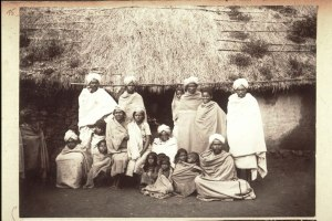Badagas with family (1914)