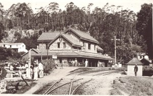 Coonoor Railway Station-1927