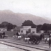 Mettupalayam Railway Station (Blue Mountain)-1902