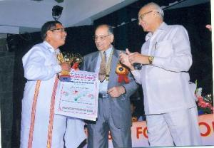SIVAN WITH Dr.Premnath