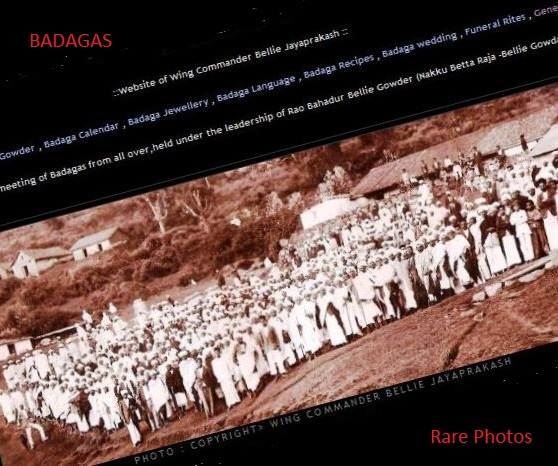 Badaga Koottu - meeting