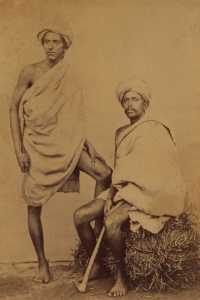 2 Badaga men 1865