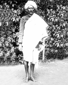 Badaga man 1920