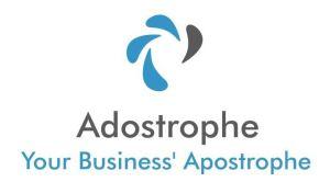 Adostrophe