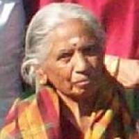 Mrs.Rukmani Bhojraj.RIP