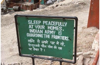 Excellent article by an IAS officer on 'INDIAN ARMY' – a