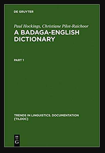 Badagas of the Blue Mountains | …their unique history, origin